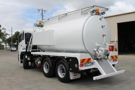 Liquid Waste Vacuum Trucks